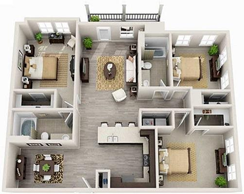 Madison Floor Plan 9