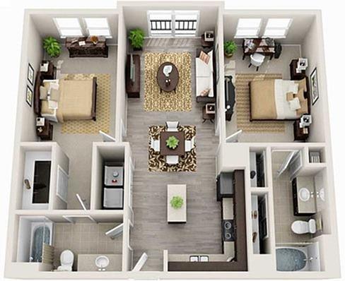 Morrell Floor Plan 7