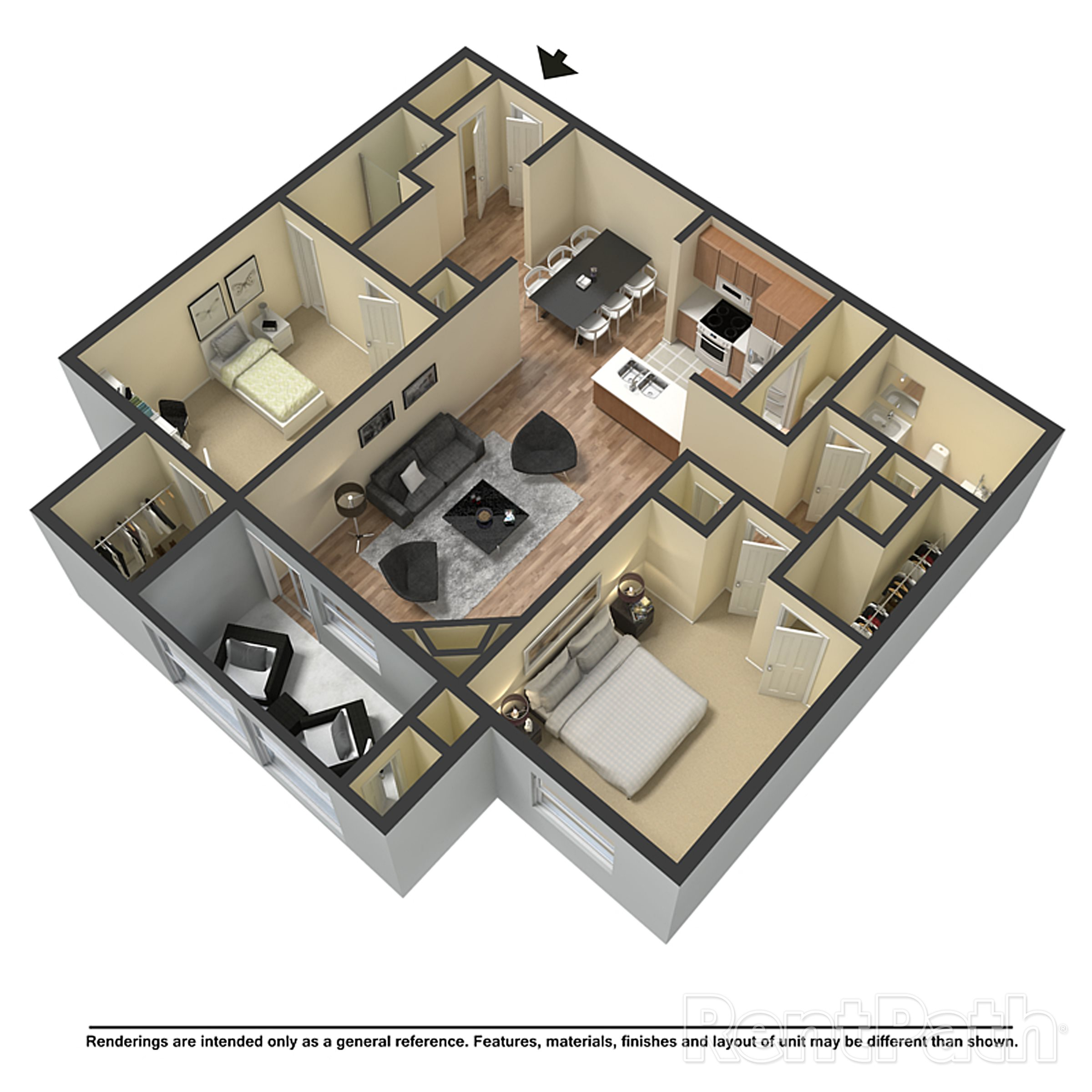 Wilson Floor Plan 3