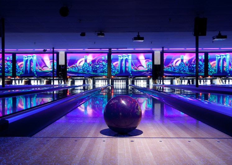Bowling and fun right in your neighborhood