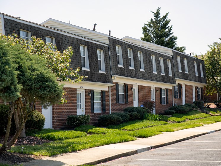 Resort Style Apartments at The Townes At Holly Station, Maryland 20601