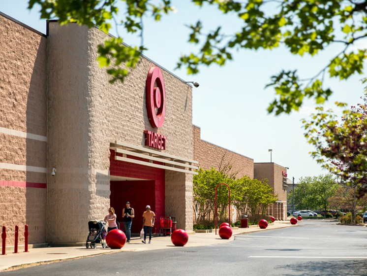 Easy Shopping Nearby at The Townes At Holly Station, Waldorf, 20601