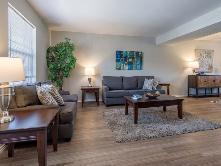 Holly Station Townhome Apartments With Tons of Space