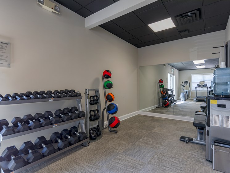 The Holly Station Fitness Center