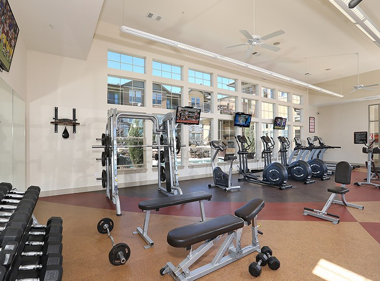 Wheat Ridge, CO Arvada Station fitness center