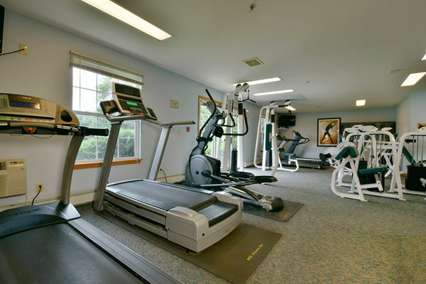 Apartments in Fitchburg with a Fitness Center
