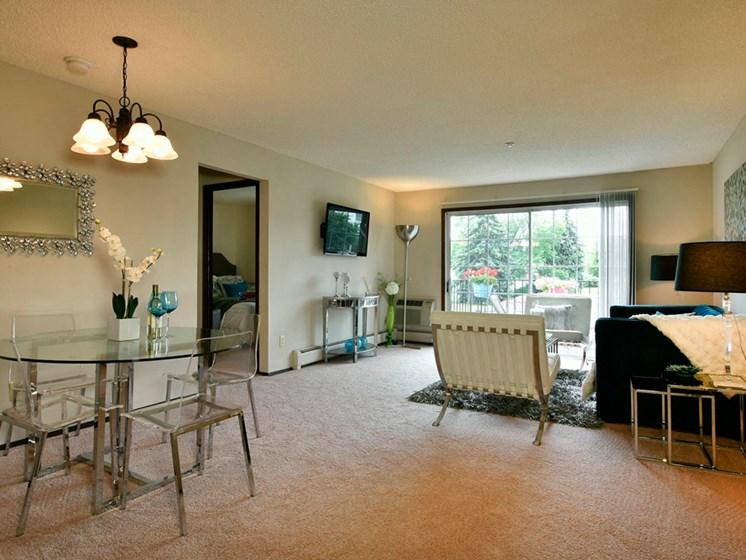 Apartments in Fitchburg, Wisconsin floor plan