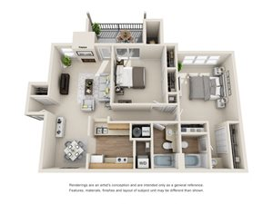 Beechwood Floor Plan