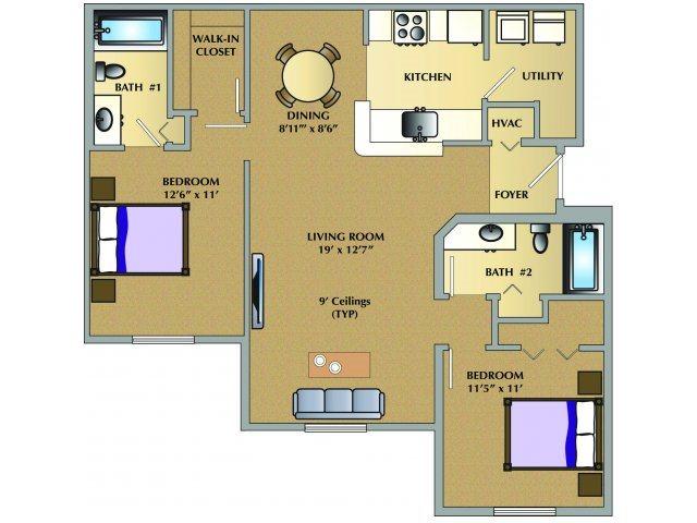 B1 Floor Plan 3