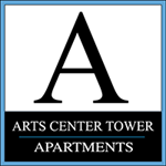 Arts Center Tower Property Logo 24
