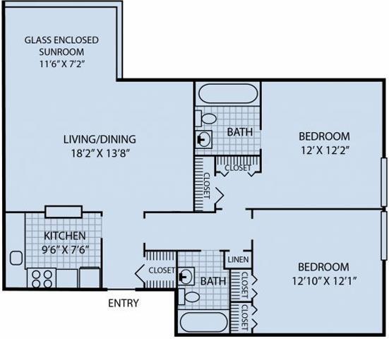 Van Gogh Floor Plan 2