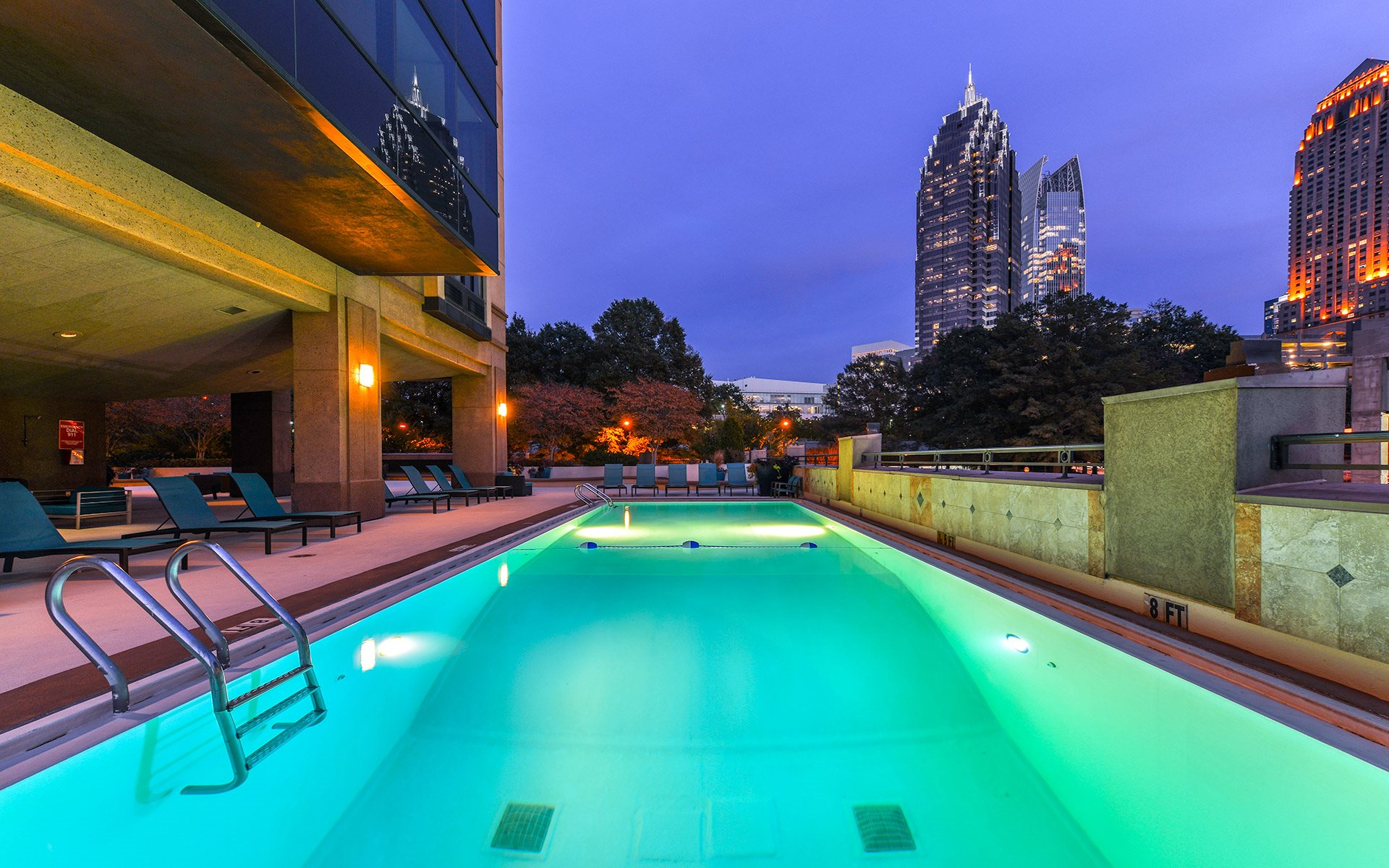 Arts Center Tower   Apartments in Atlanta, GA