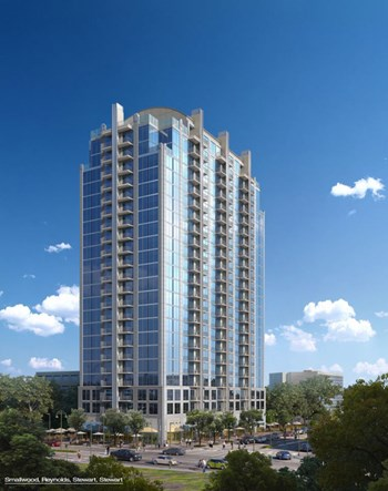 1080 West Peachtree St Studio-3 Beds Apartment for Rent Photo Gallery 1