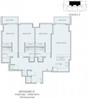 3 Bedroom C5