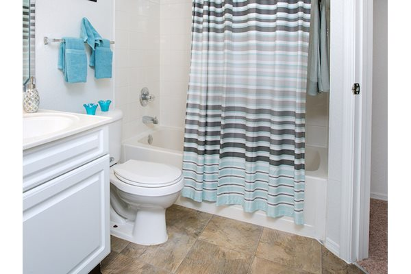 The Point at Naples Apartment Homes Naples, FL 34112 bathroom with tubs and showers