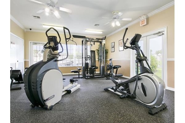 The Point at Naples Apartment Homes Naples, FL 34112 fitness center