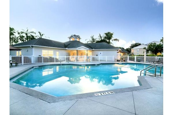 The Point at Naples Apartment Homes Naples, FL 34112 resort-inspired swimming pool
