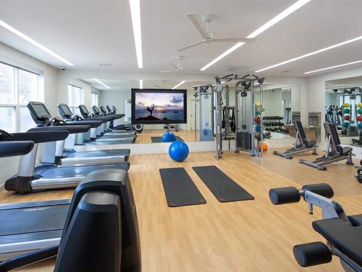 fitness center evanston