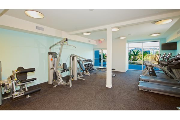 High-Tech Fitness Center, at Parc One, 320 Town Center Pkwy, CA