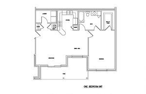 1 bedroom mva