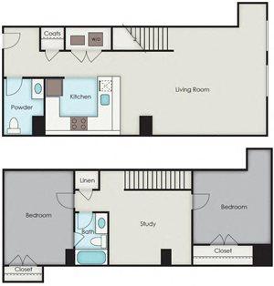 First National Apartments - Davidson Plan