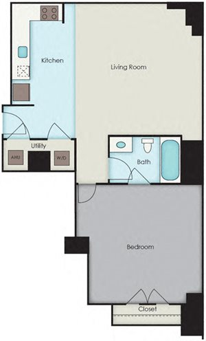 First National Apartments -  Byrd Plan