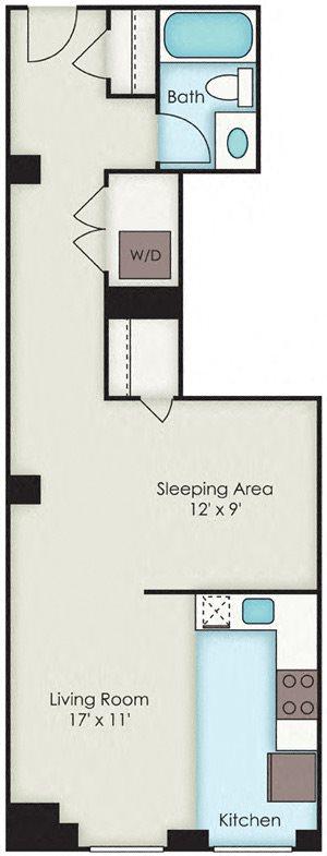 First National Apartments - Chrysler Plan