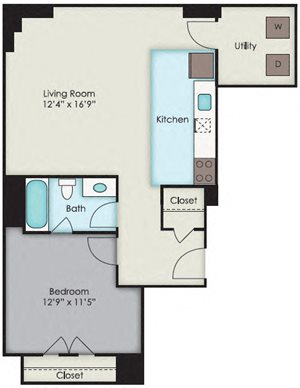 First National Apartments - National Plan