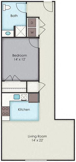 First National Apartments - Rockefeller Plan