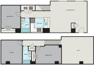 First National Apartments - Franklin Plan