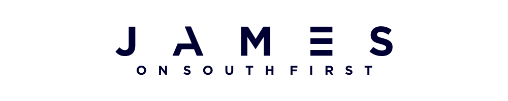 James on South First Property Logo 4