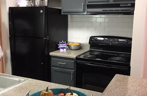 Kitchen Appliances at The Fields Parkside in Winston Salem NC