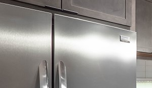 Stainless Steel Appliances at 119 N. Peoria St. Chicago, IL 60607