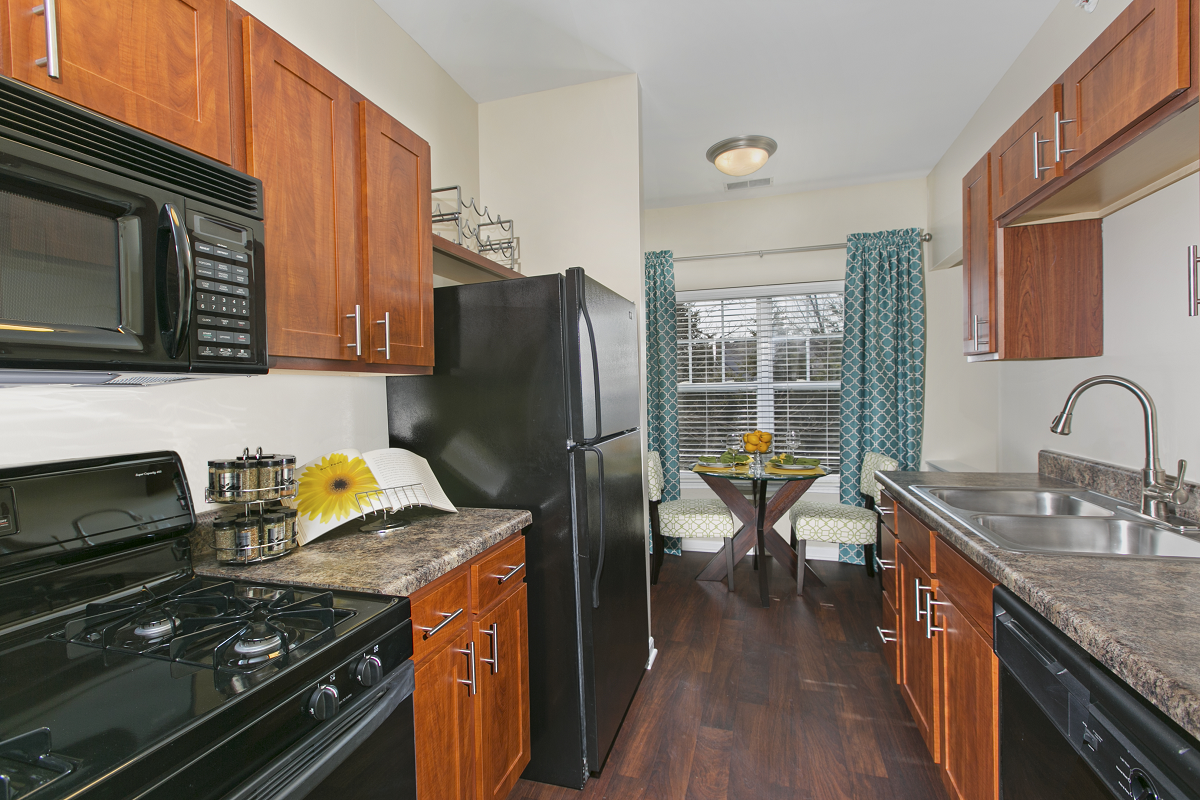 Spacious Kitchen with Pantry Cabinet at River Run at Naperville, 1015 Preserve Ave, Illinois