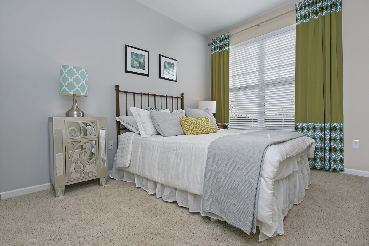 Large Master Bedroom at River Run at Naperville, 1015 Preserve Ave, Naperville, Illinois, 60564