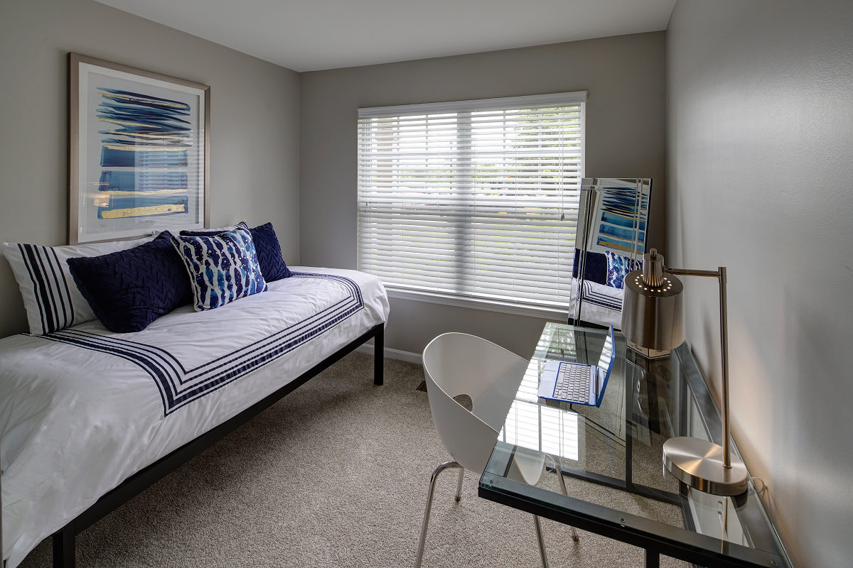 Upgraded Modern Interiors at River Run at Naperville, Naperville, Illinois