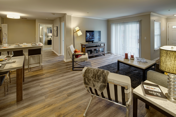 Wood Flooring at River Run at Naperville, Naperville, Illinois, 60564