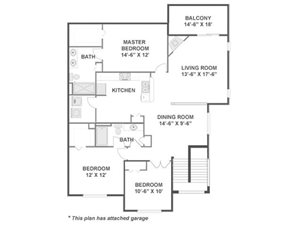 Magnolia Floorplan at River Run at Naperville, 60564