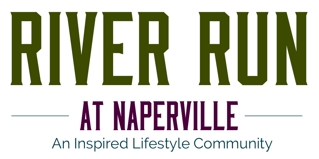 Logo at River Run at Naperville, 60564