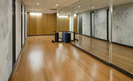 Private Gym at 111 Kent Apartment Homes, Brooklyn, NY
