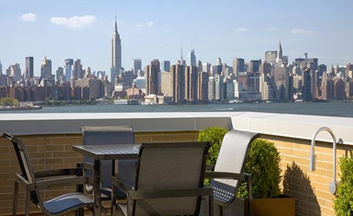 Exclusive Private Terraces at 111 Kent Apartment Homes, New York, 11249