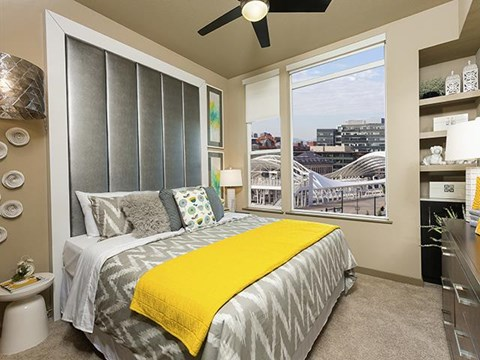 Upgraded Interiors  at ALARA Union Station Apartment Homes, Denver, 80202