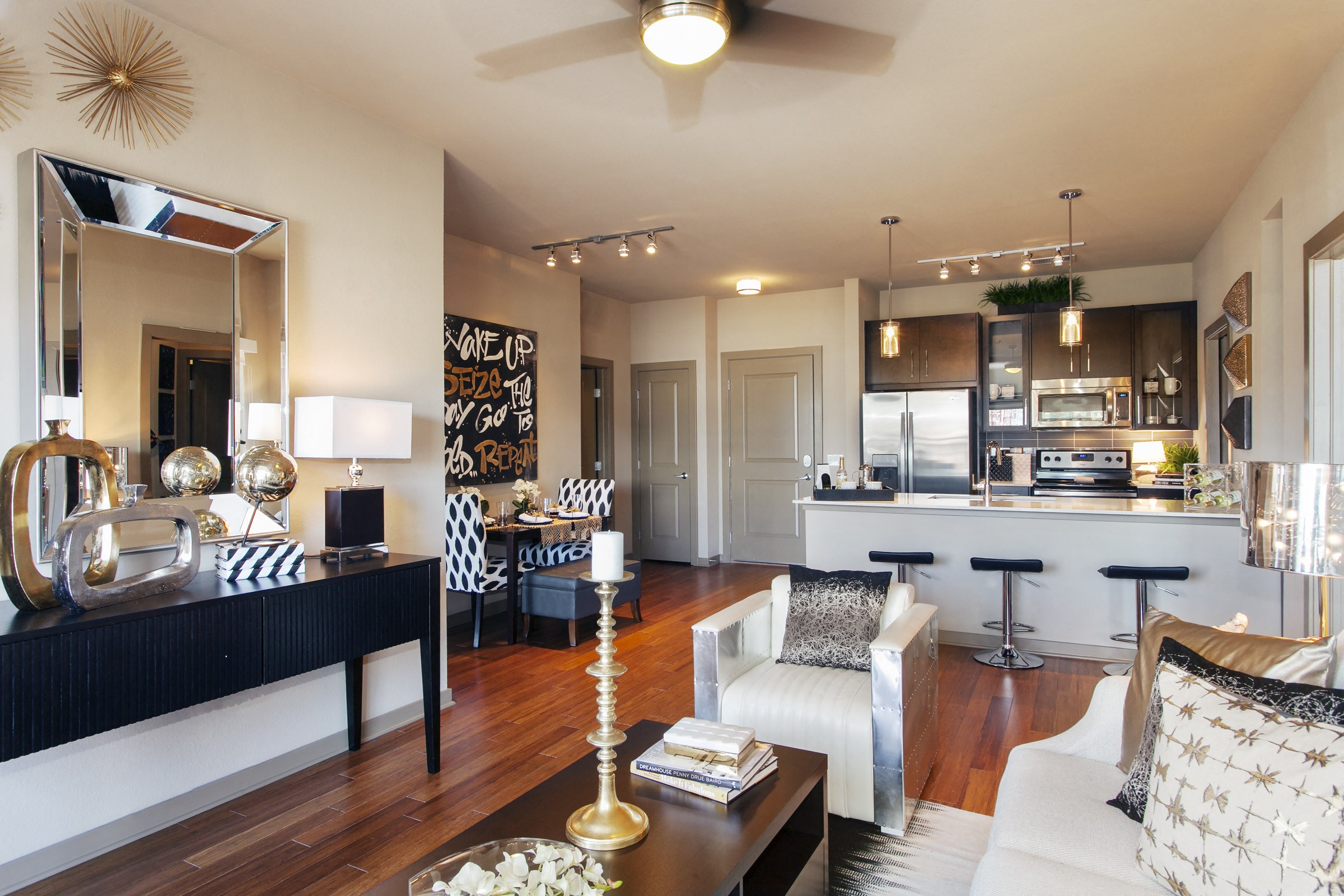 Elegant apartments at Alara Union Station, Denver, 80202