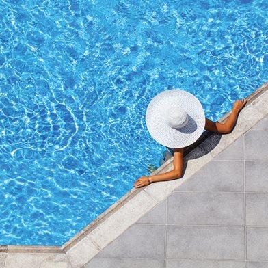 Ariel Apartments in Lake Nona, Orlando, FL 32827 Sparkling Pool