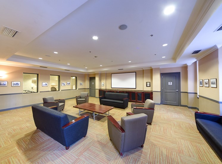 The Carling Resident Clubroom