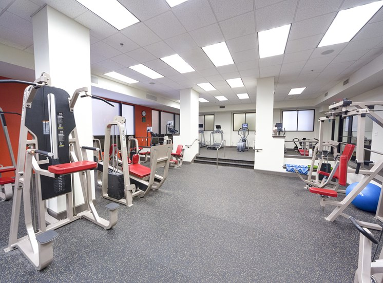 The Carling Fitness Center