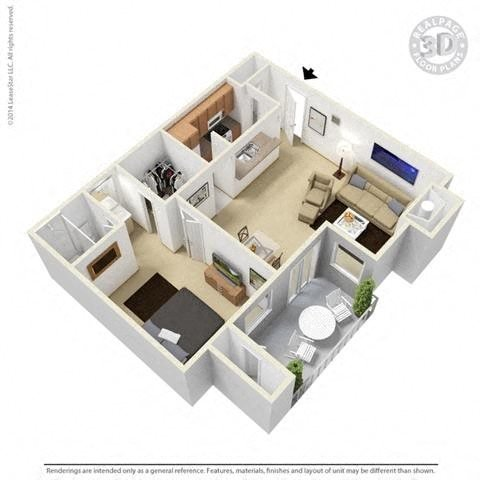 A1 Upgraded Floor Plan 2