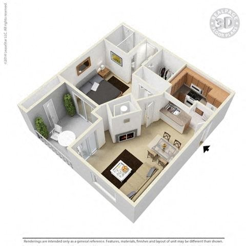 A2 Upgraded Floor Plan 4