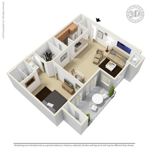 A3 Upgraded Floor Plan 6