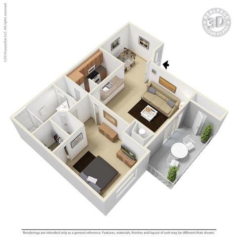 A4 Upgraded Floor Plan 8